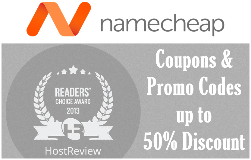 Namecheap Promo Code + Coupon Code for Customers