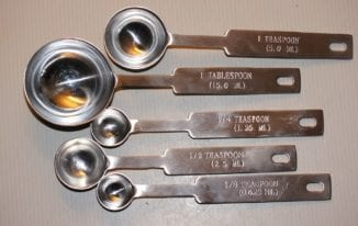 Best Measuring Spoons Black Friday Sale