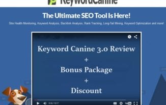 Keyword Canine 3.0 Review : 89% Discount