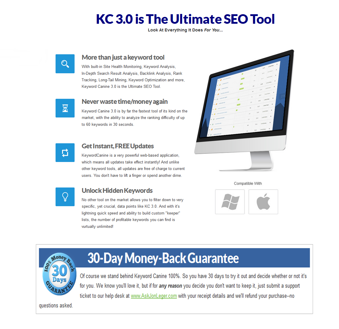 Keyword Canine 3.0 Review