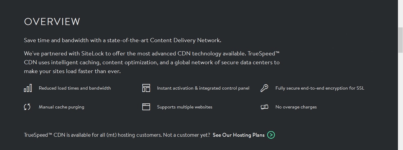 Media Temple Content Delivery Network