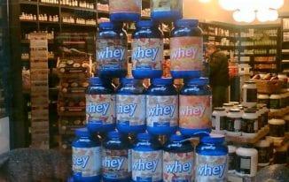 Best Whey Protein Powder Black Friday Sale