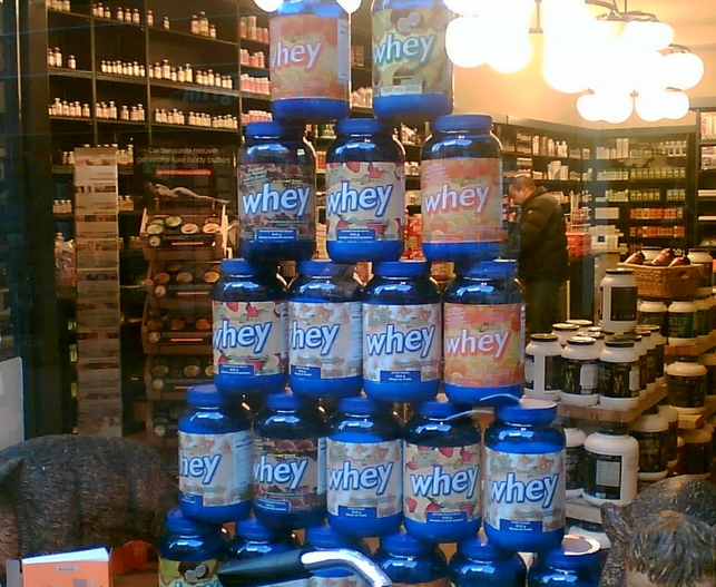 Best Whey Protein Powder for Sale