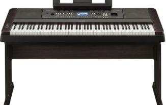 Yamaha DGX650B Review