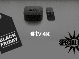 Apple TV Black Friday Deals