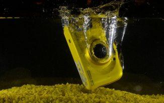Waterproof Camera